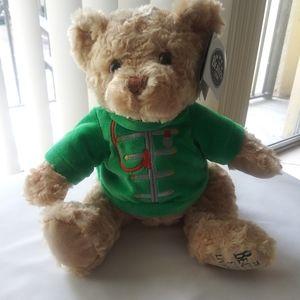 Beatles Story collectible Teddy Bear